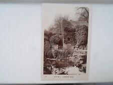 Vintage Real Photo Postcard OLD MILL, JESMOND DENE Franked+Stamped 1910   §G275