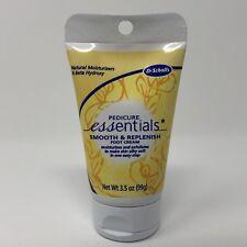 (1) Dr. Scholl's Pedicure Smooth & Replenish Foot Cream 3.5oz New Dr Scholls
