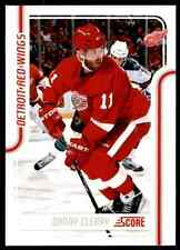 2012-13 Score Gold Danny Cleary #175