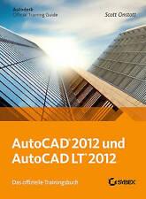 Onstott-AutoCad und AutoCAD LT 2012 BOOK NEW