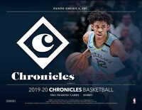 2019/20 CHRONICLES BASKETBALL - FACTORY SEALED HOBBY BOX - PRE SALE - ZION? -
