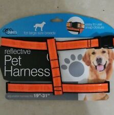 New listing Pets Harness Dog Collars and Leads Leash for Dog L