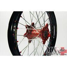 "RUOTA COMPLETA HONDA CRF 450 R 2003-2012 KITE 3.50""x17"" ANTERIORE ROSSO/RED 20.0"