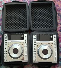 Ultra Rare, Pair of Pioneer CDJ 2000 Nexus LIMITED EDITION with Cases