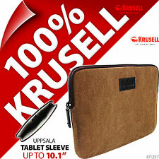 "NUOVO Krusell Uppsala 10"" Tablet Custodia Cover si adatta 10.1"" Apple iPad 2 3 4 Air"