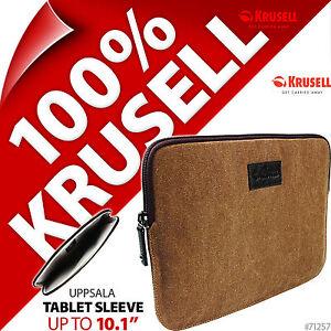 "New Krusell Uppsala 10"" Tablet Sleeve Case Cover Fits 10.1"" Apple iPad 2 3 4 Air"