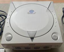 Sega Dreamcast Konsole Inc VMU Memory Card & Kabel (ohne Controller) 1999