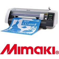 Mimaki CG-60SRIII Cutting Plotter TOP SELLER !!!Japanese Quality 2yr Warranty