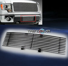 2009-2013 FORD F-150 FRONT BUMPER LOWER BILLET GRILLE INSERT 2010 2011 2012 1PC