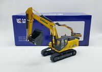 Diecast Toy Model 1:50 Liugong CLG950E Hydraulic Excavator Construction Vehicles
