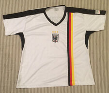 Deutschland  00006000 Womens Futbol Jersey Extra Large Footbsll Soccer Germany Lady Style