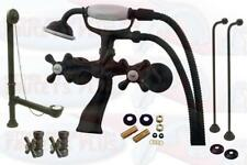 Clawfoot Tub Faucet Package Oil Rubbed Bronze CCK265ORB