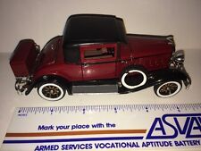 Model Die Cast 1930 Hudson believed to be 1:32 Scale