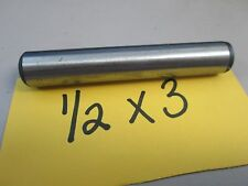 1/2 x 3 Steel Dowel Pins