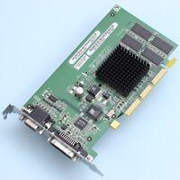 Apple nVidia GeForce 2MX 32MB AGP Video Card for PowerMac G4 Computers VGA + ADC
