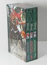 Tokyopop RAGNAROK Collector's Box Set Graphic Novels PB Books 1-3 Myung-Jin Lee