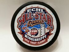 1999 MISSISSIPPI GOLF COAST CLASSIC ECHL Hockey League ALL-STAR GAME PUCK