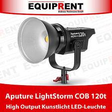 Aputure Light Storm COB 120t Kunstlicht LED Leuchte mit Bowens Mount (EQM46)
