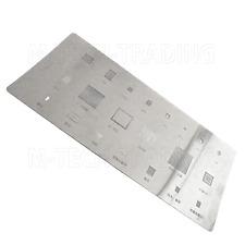 Nuevo Para Samsung Note 3 Bga De Reballing plantilla plantilla para la reparación de IC