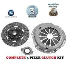 Para Toyota Avensis 1.6i 1.8i Vvti 2000-2003 Kit de Embrague 3 Piezas Completo