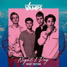 THE VAMPS - NIGHT & DAY (DELUXE EDITION )   CD+DVD NEW+