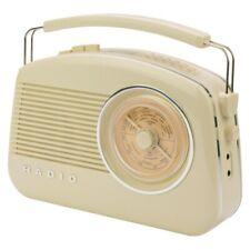 Konig DAB+ Retro Digital Radio FM/MW/AM iPod iPhone iPad MP3 Aux Input (UK) BNIB