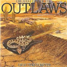 CD - Outlaws - Greatest Hits Of The Outlaws, High Tides Forever - A281