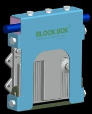BLOCK BOX BLINDATURA CENTRALINA  AUTO ANTIFURTO mod. B01 FIAT TESTATA BLOCKBOX