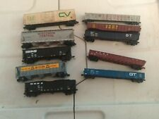 N SCALE FREIGHT CAR LOT 4