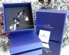 2020 *Nib* Swarovski Annual Holiday Mo & Ricci Figurine Christmas #5540695