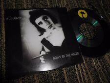 P.J. HARVEY DOWN BY THE WATER/SOMEBODY'S DOWN,SOMEBODY'S...CD SINGLE 1995 FRANCE