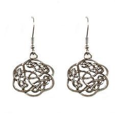 bijou celtique médiéval mariage fantaisie Boucles d'oreille Entrelacs celtiques