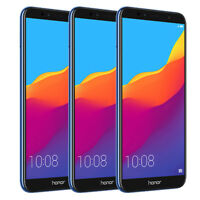 "Huawei Honor 7A 5.7"" Snapdragon 430 Octa Core Dual SIM Face ID 4G LTE 2GB+32GB"