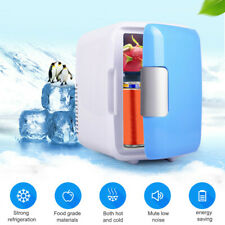 12V Car Cooler Warmer Portable RV Mini Refrigerator Camping Travel Fridge
