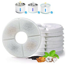 New Listing6X Water Filter Cat Dog Pet Water Fountain Replacement Filter Fit For Catit