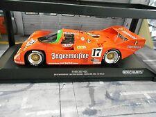Porsche 962 956 C #17 Spa Win 1986 Brun Jägermeister Boutsen Minichamps  1:18