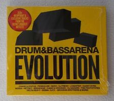 Drum and Bass Arena Evolution ~ Various Artists 2 CD Album ~ BRAND NEW & SEALED