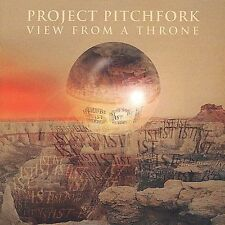 Rare Project Pitchfork - View From A Throne CD EP FREE USA SHIPPING!!!