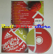 CD ADIDAS STREET CHALLENGE COMPILATION litfiba 99 posse bluvertigo lp mc dvd c32
