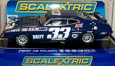 SCALEXTRIC C3402 FORD XB FALCON  BRUT #33 ALLEN MOFFAT DPR 1/32 SLOT CAR