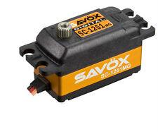 """Savox SC-1251MG Low Profile Digital """"High Speed"""" Metal Gear Servo SAVSC1251MG"""