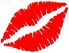 Kiss Lips Sticker Car Decal Sexy Love Window Laptop Hot