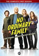 NO ORDINARY FAMILY - THE COMPLETE FIRST SEASON (1ST) BRAND NEW - DVD
