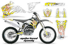 AMR RACING OFF ROAD MOTOCROSS DECAL GRAPHIC KIT YAMAHA YZ 250/450 F 06-09 MMW