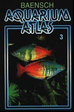 Baensch Aquarium Atlas Vol. 3, Paperback, New,  Riehl