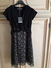 Sandro Ferrone Designer Dress Size 42.