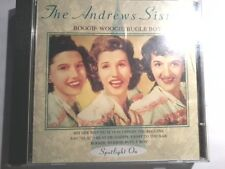 The Andrews Sisters - Boogie Woogie Bugle Boy [Javelin] (1994)