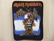 Iron Maiden - The Evil That Men Do - Aufnäher - Patch - Judas Priest - 80/90´s