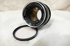 Yashica Auto Yashinon-DX 1:1.4 50mm Lens M42 Screw Mount mint condition f1.4