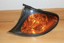 BMW e46 Facelift Blinker Links Gelb Original 7165847